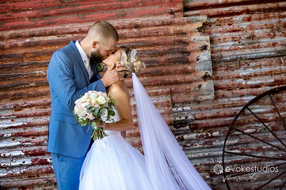 Country elegant wedding