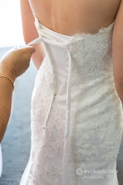 Elite wedding gown