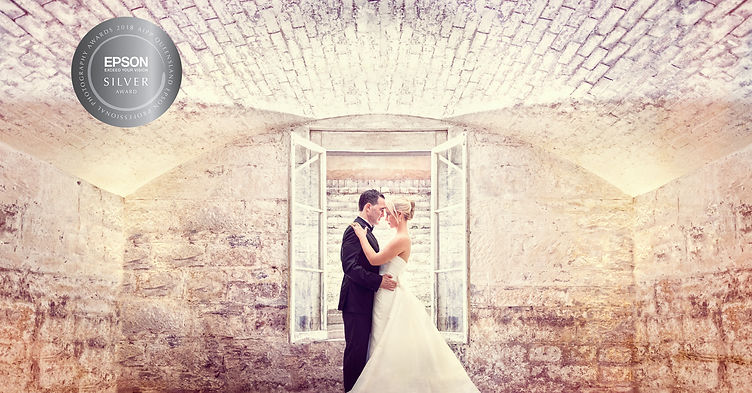 Wedding award winning photo