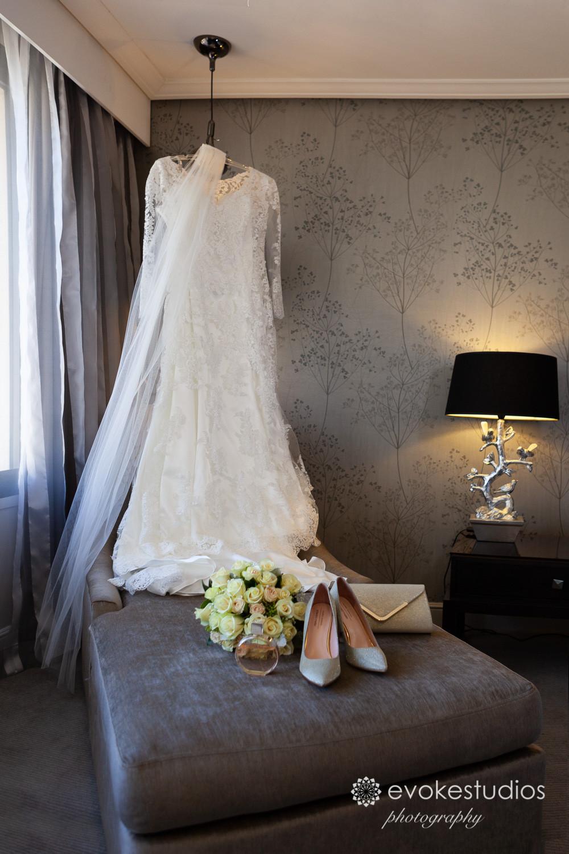 Cesar Elegance wedding gown