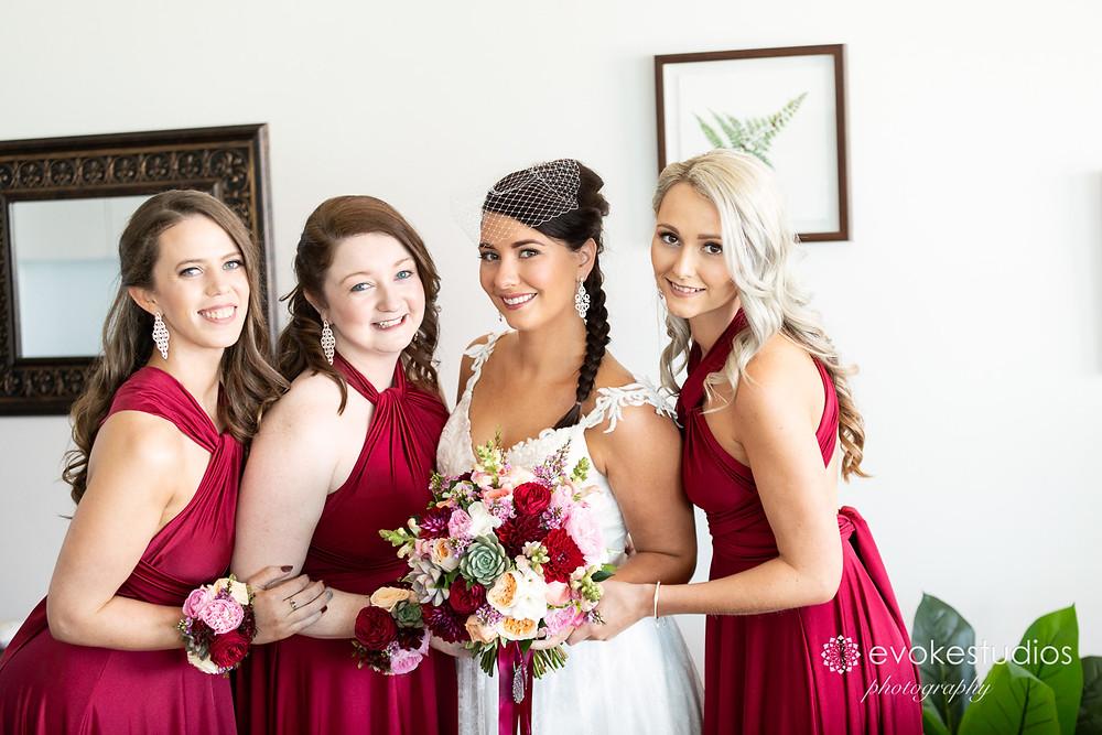 brides party