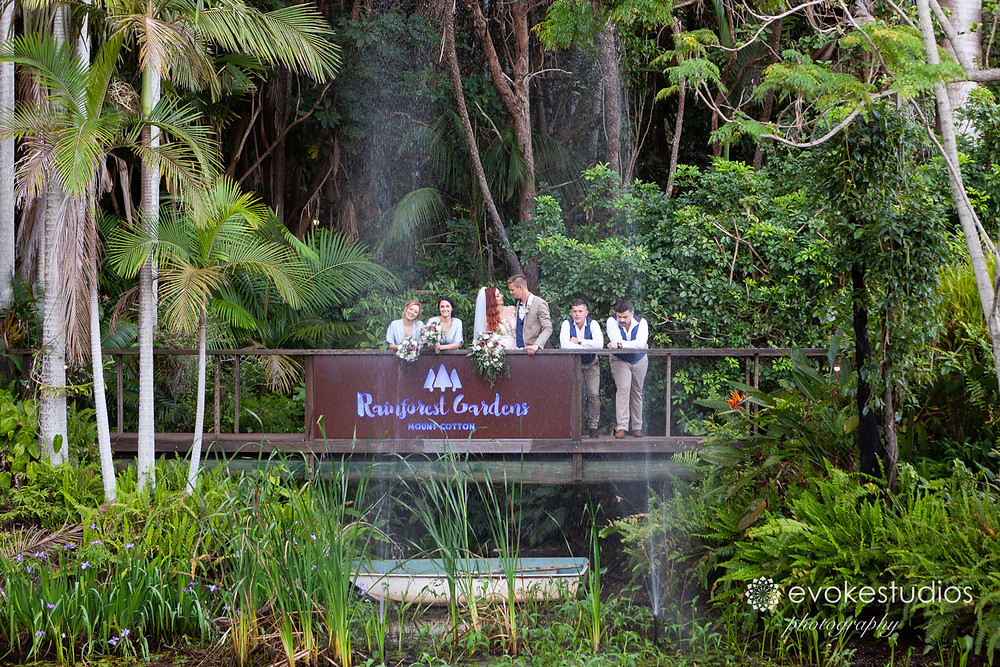 Rain forest gardens photographer
