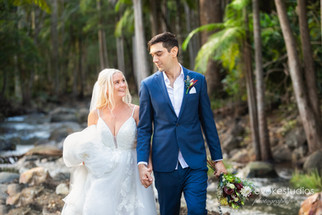 Peter & Carrie's Cedar Creek Wedding