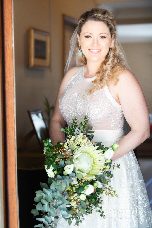 Brides portrait