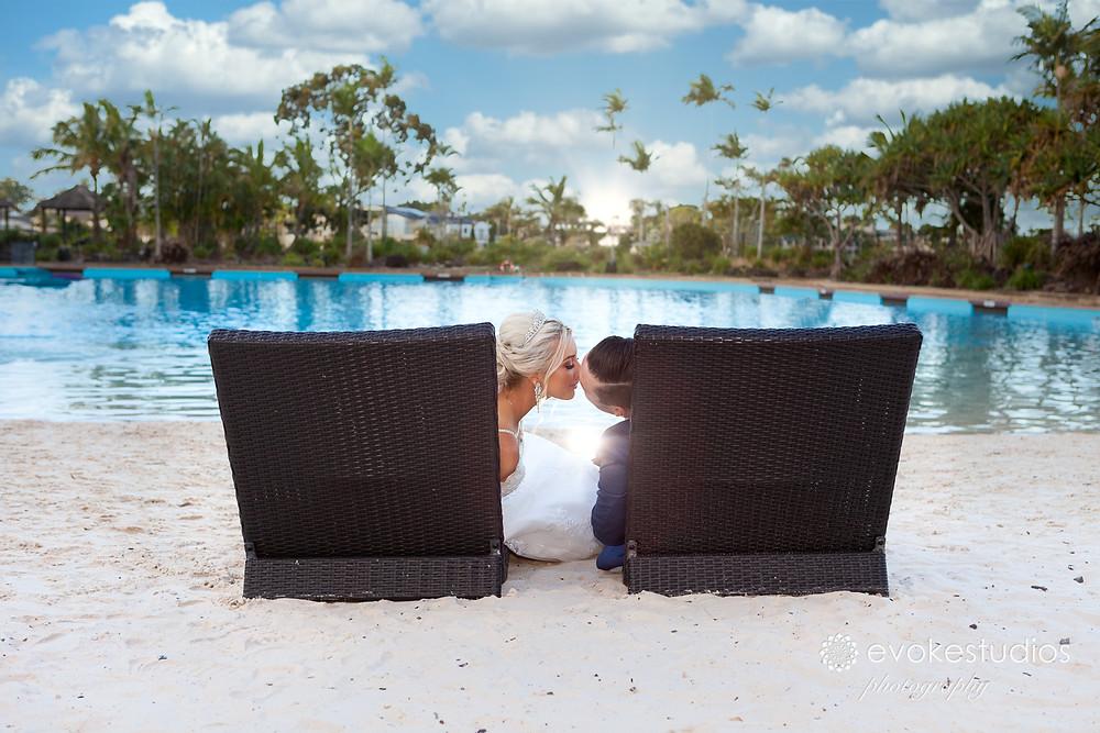 Resort wedding photographer