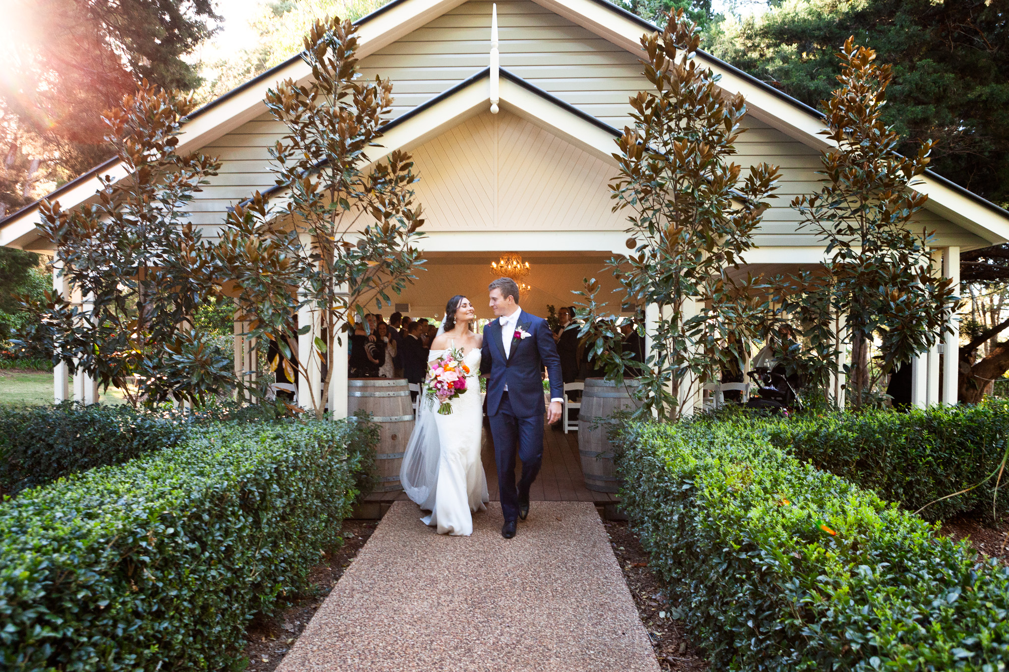 Gabbinbar wedding