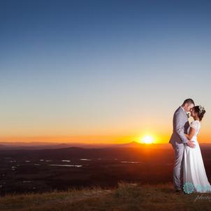 Kylie & Troy's Cedar Creek Wedding