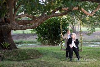 Chris & Maria's Braeside Chapel Wedding