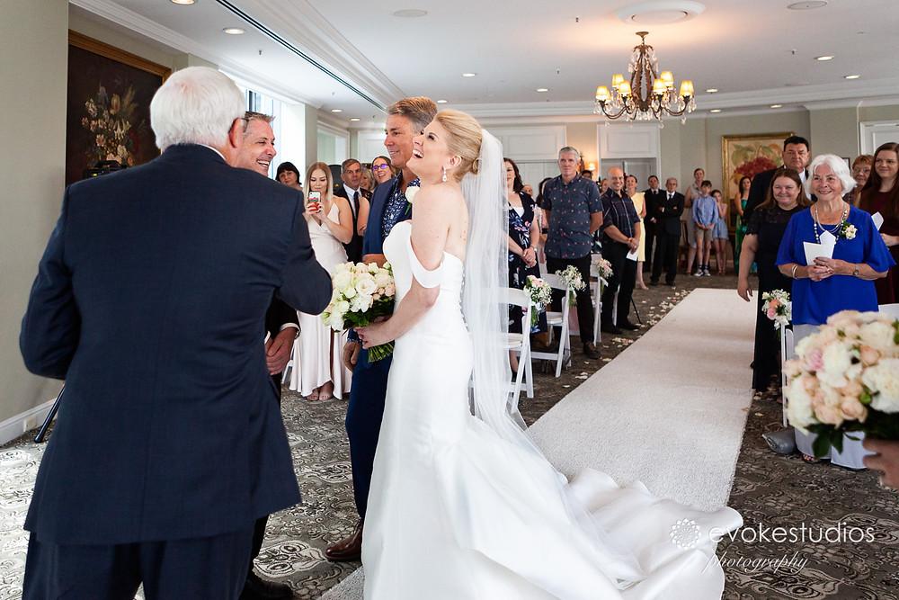 stamford plaza wedding ceremony