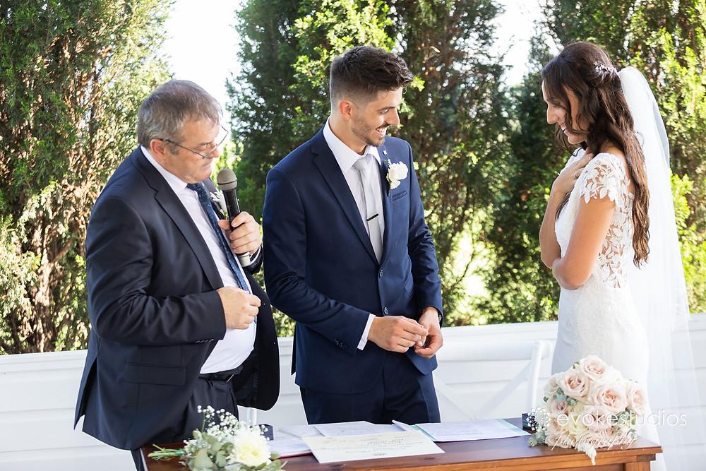 Romanian wedding