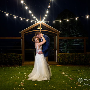 Mick & Brooke's Flaxton Gardens Wedding