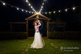 Mick & Brooke's Flaxton Gardens Wedding