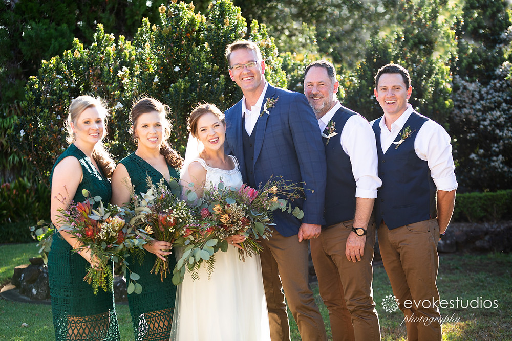 Wedding photography flaxton gardens
