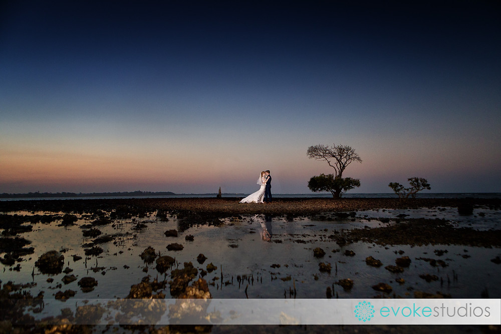 Bayside wedding photographer