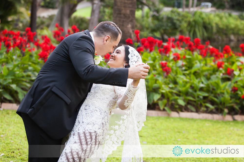 Lets dance wedding photos