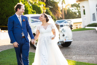 Reece & Betany's The Warehouse Wedding