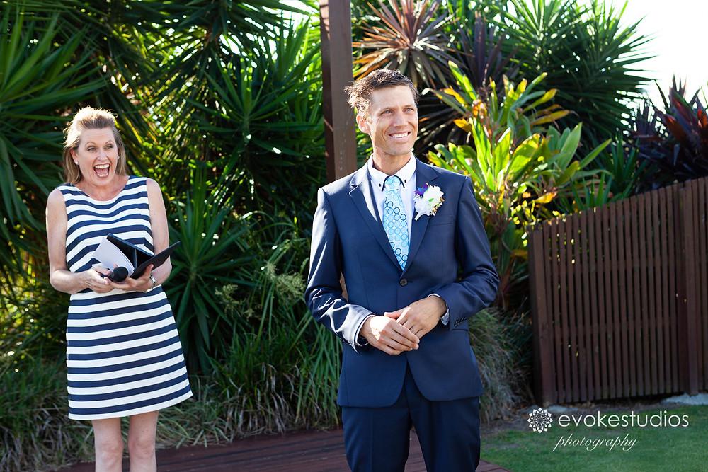 Wedding ceremony Parkwood International