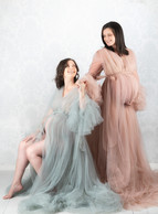 Sisters maternity photography
