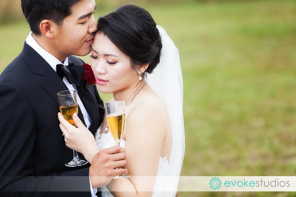 Wedding photography Sirromet Winery