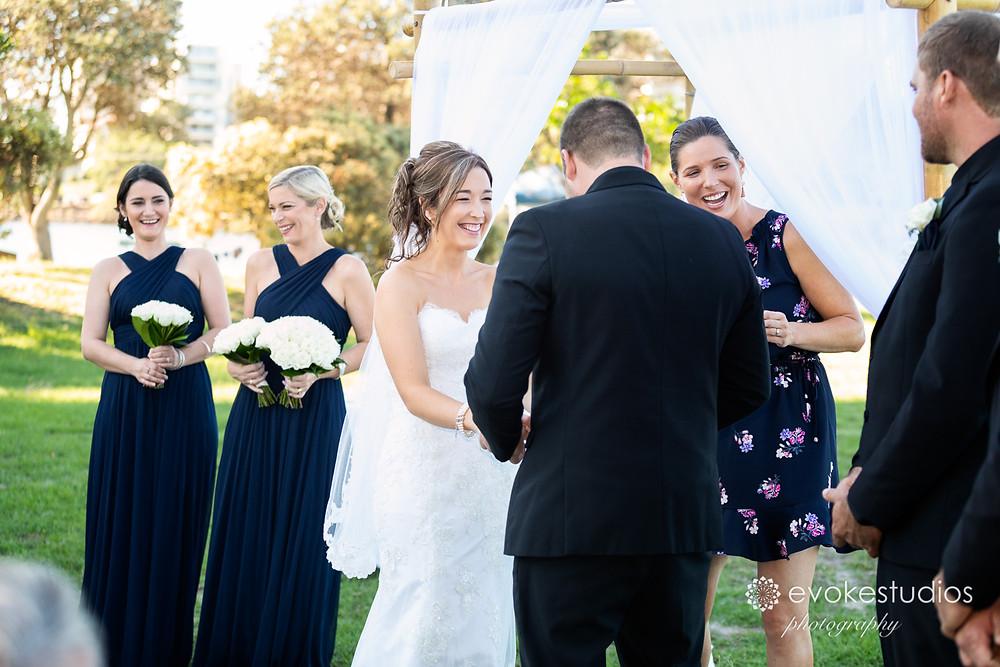 Wedding photographer tweed