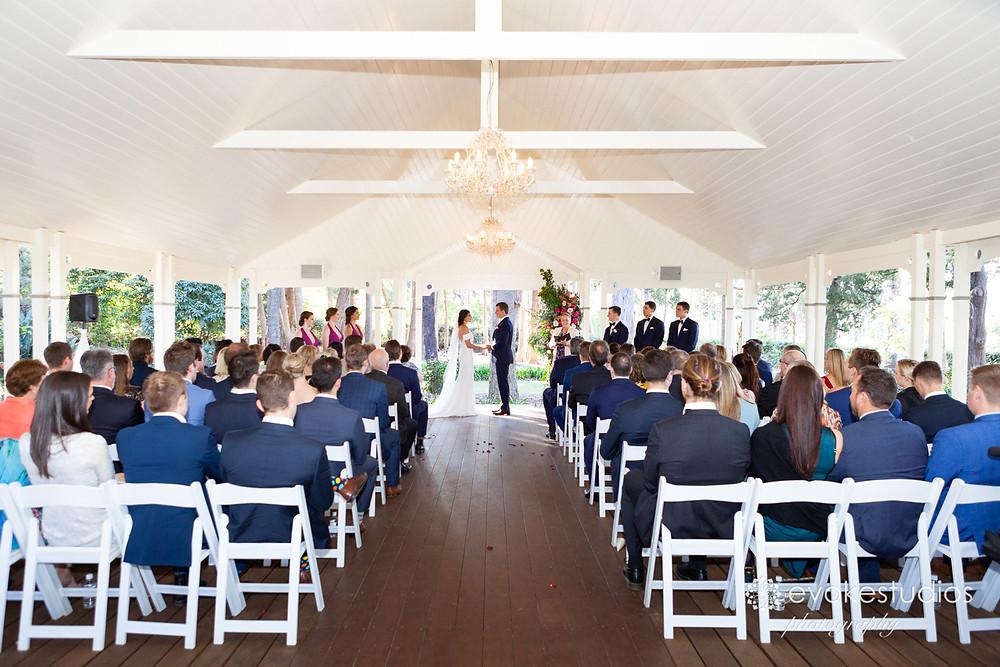 wedding at Gabbinbar