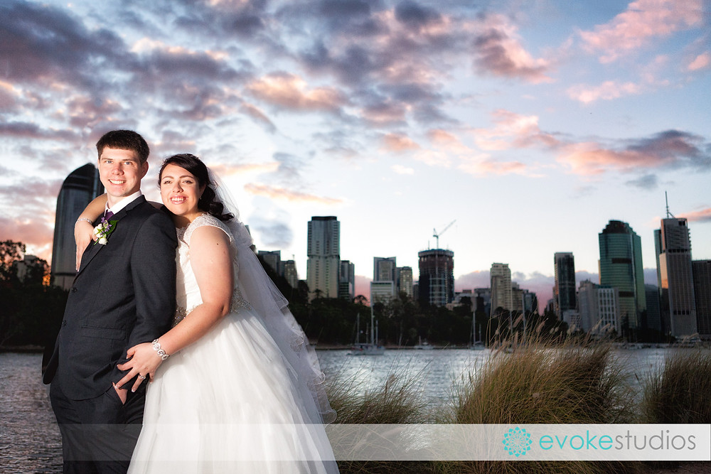 Wedding photography Kangaroo POint
