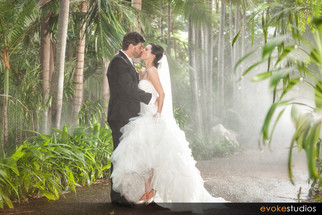 Damien & Rosemarie Stamford Plaza Wedding