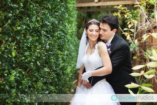 Luke & Kimberley's Amore Gardens wedding