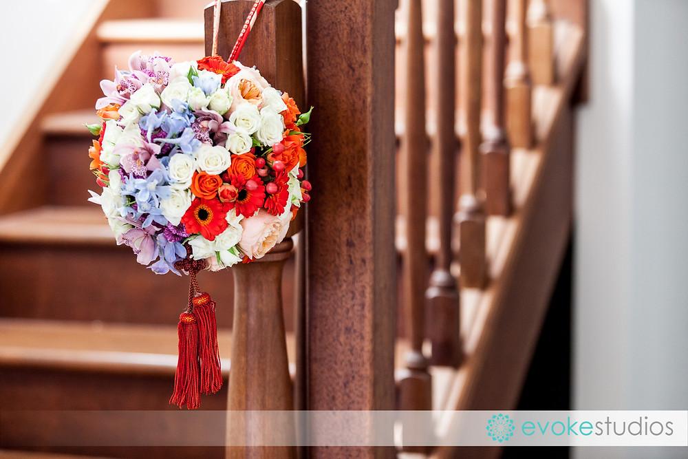 Japanese flower ball