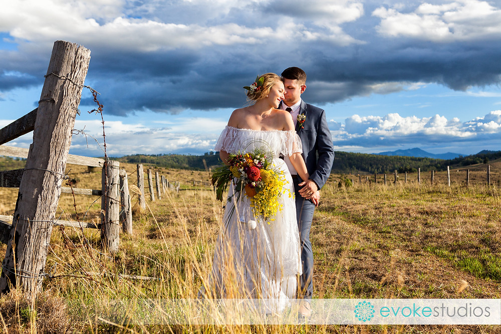 Boonah wedding photography