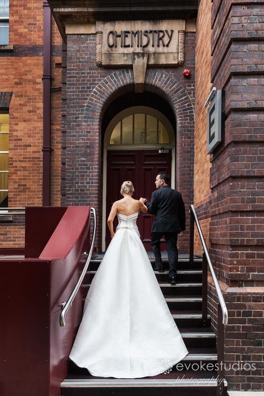 QUT wedding photographer