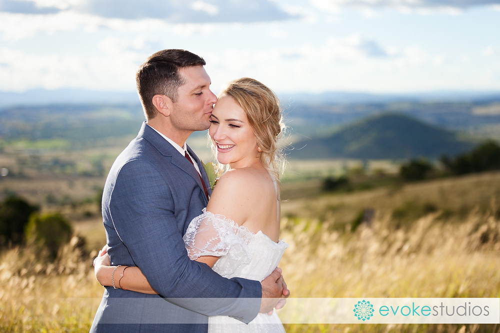 Boonah wedding