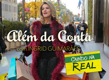 """THIRD SEASON OF """"ALÉM DA CONTA"""" IS A HIT!"""