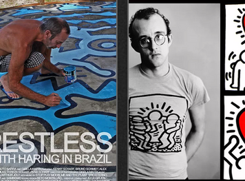 RESTLESS - KEITH HARING IN BRAZIL @ VOGUE