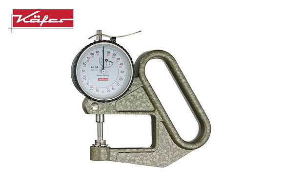 F 50 Dial Thickness Gauge with Lifting Device
