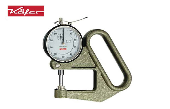 J 50 Dial Thickness Gauge with Lifting Device