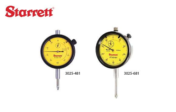 3081, 3025, 3089 Mechanical Dial Indicator