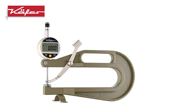 FD 200/25 Digital Thickness Gauge with Lifting Device
