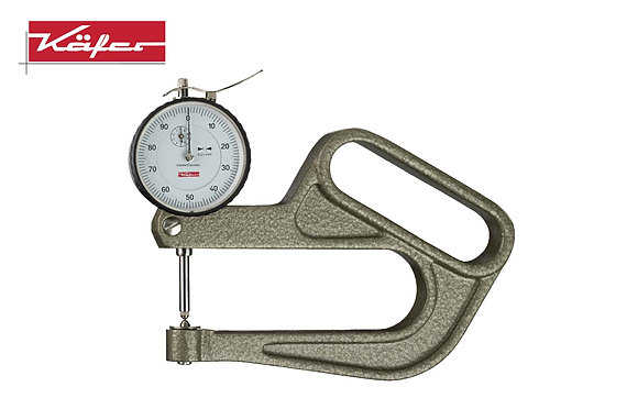 J 100 Dial Thickness Gauge