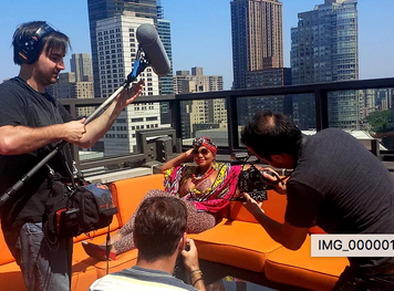 SHOOTING OF GABY GRINGA STARTS IN NYC!