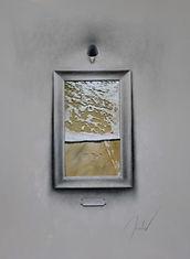 Mouclier-Solitude-Fusain et pastel-60x80