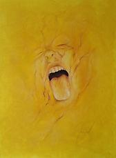 Mouclier-Les indomptables-pastel sec-60x