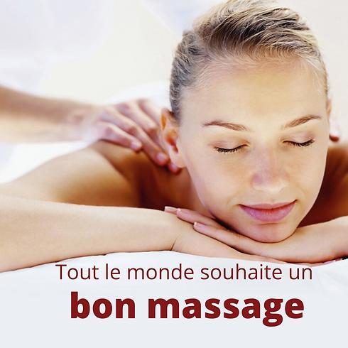 Tout le monde souhaite un bon massage (2