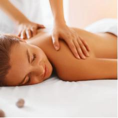 10% RABAIS pour 1h massage