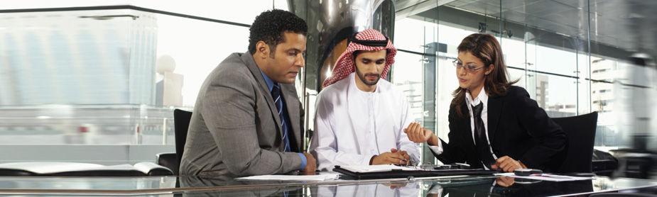 Erfolgreich in der arabischen Welt