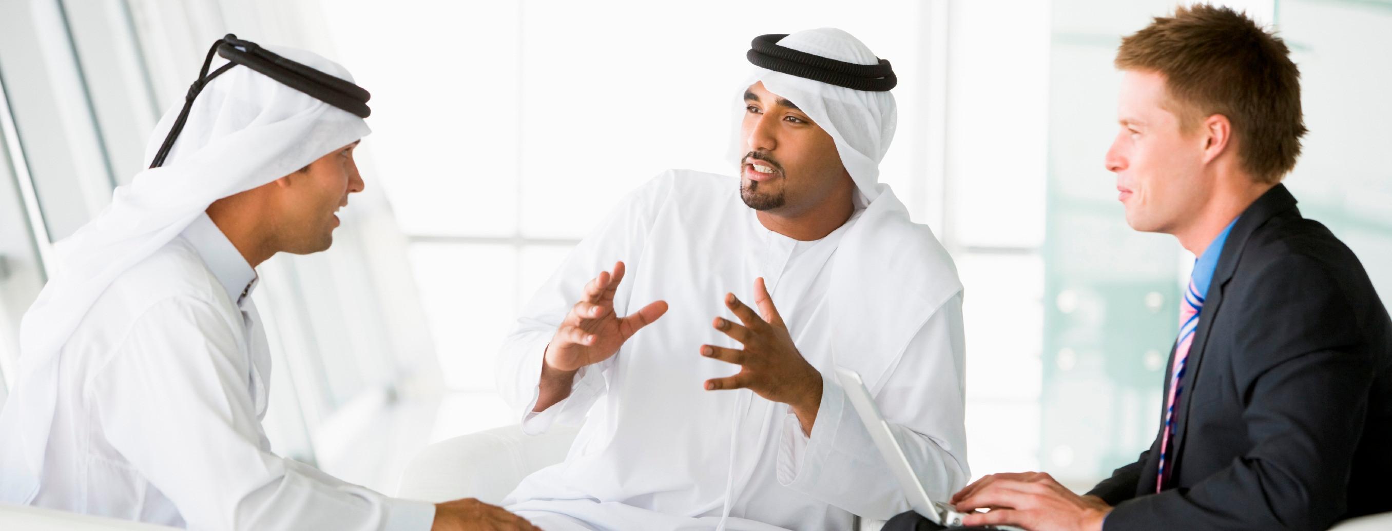Expats-Vorbereitung: Arabische Länder
