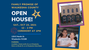 MAYOR  AND COUNTY EXECUTIVE  TO BE PART OF OPEN HOUSE CEREMONY