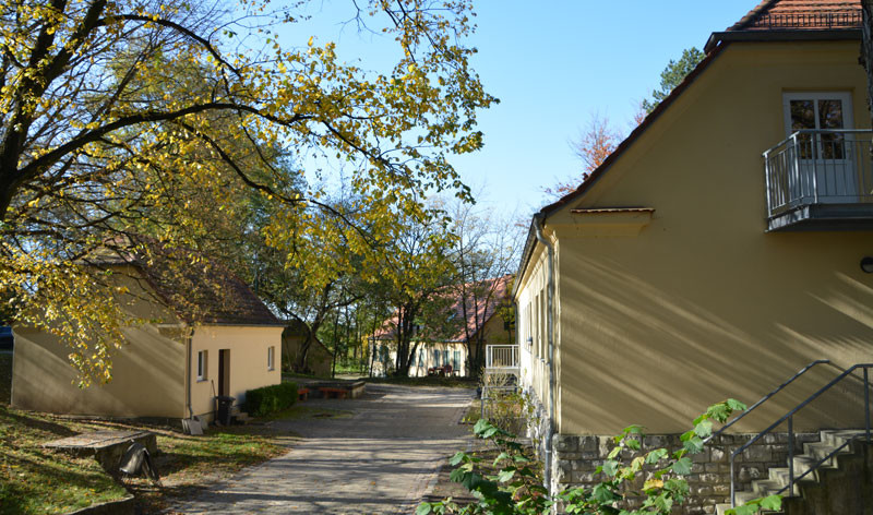 Steigerhäuser Museumspark Rüdersdorf