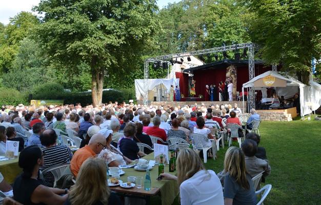 Operette im Museumspark Rüdersdorf