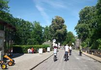 Besucher im Museumspark Rüdersdorf